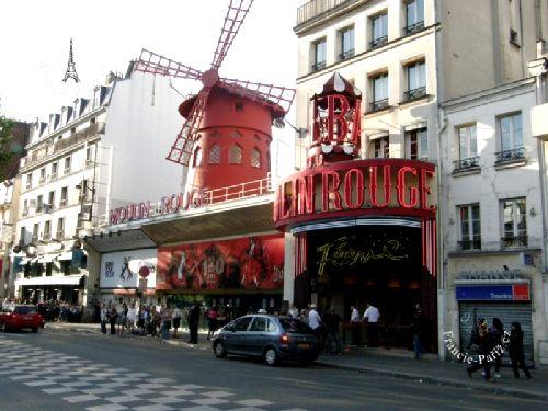 Kabaret Moulin Rouge