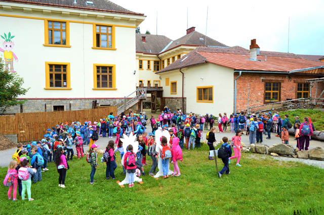 Rodinný zábavný park FÁBULA - školní výlet