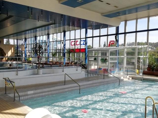 Aquapark Příbram - dětský bazén (brouzdaliště)