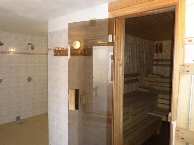 Sauna v Aquaparku Příbram
