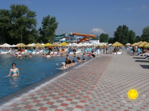 Vadaš Thermal - Štúrovo, Slovensko