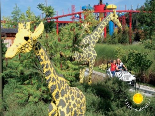 Legoland V Německu V 253 Lety S Dětmi