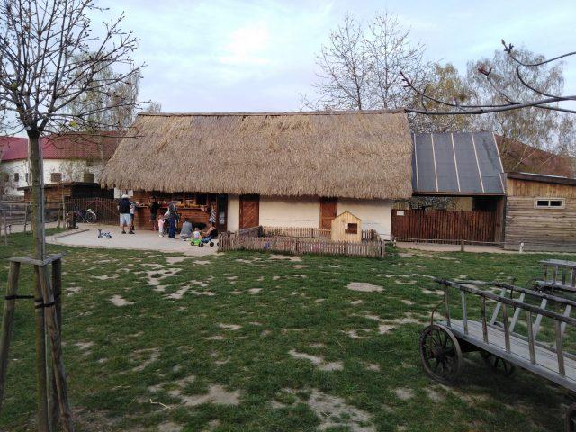 Občerstvení v Zooparku Milíčov