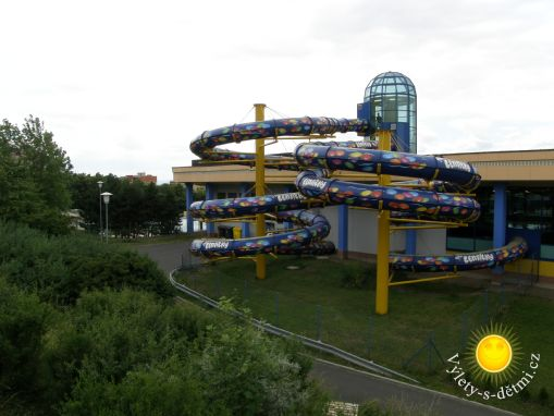 Aquapark Aquadrom Most