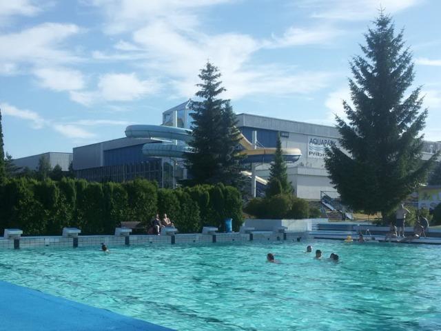 Aquapark Příbram