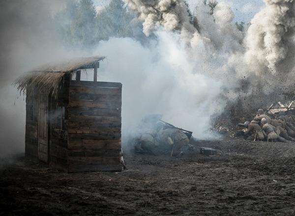 Zimní bitva Markland ve Skalici nad Svitavou