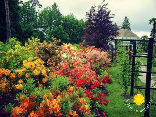 Liberecká botanická zahrada