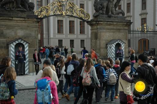 Dětský víkend na Pražském hradě