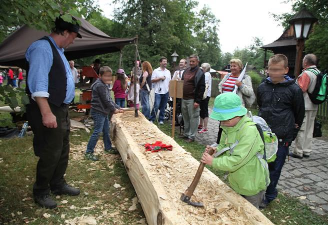 Dny řemesel a setkání kovářů v Rožnově pod Radhoštěm