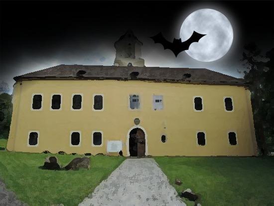 Noční prohlídka hradu Malenovice