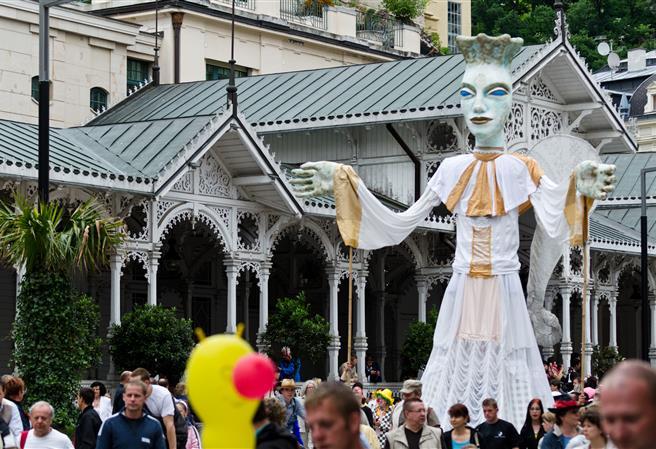 Karlovarský karneval 2019