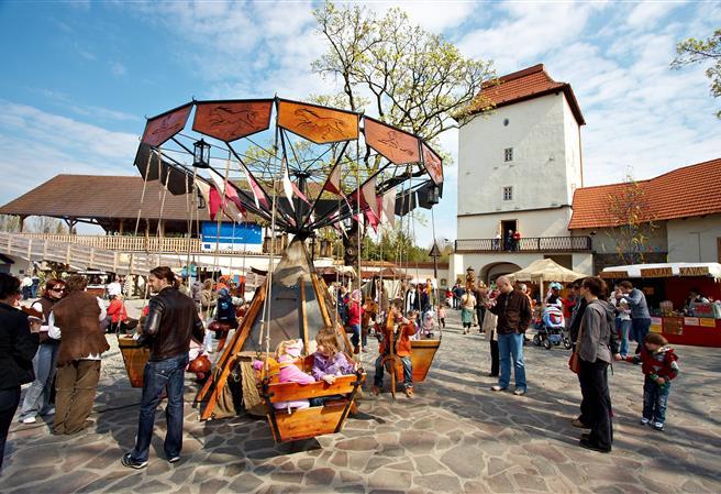 Masopustní veselí na Slezskoostravském hradě 2019