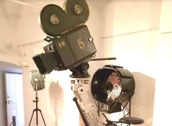 Muzeum fotografií a moderních obrazových médií