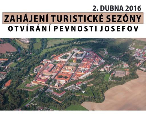 Otevírání pevnosti Josefov