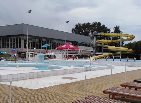 Plavecký stadión Tábor