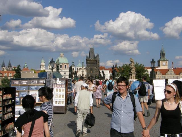Výlety v Praze a okolí