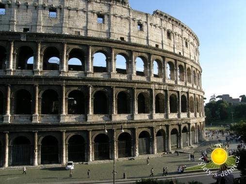 Řím – památky, recenze
