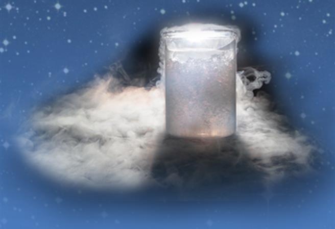 Show s kapalným dusíkem ve Štefánikově hvězdárně