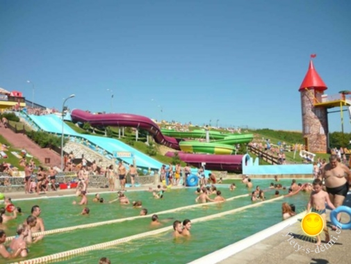 Tatralandia – Slovenský ráj aquaparků