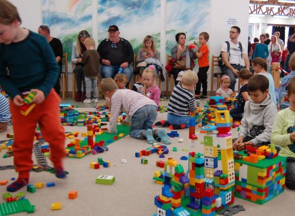 Mezinárodní Výstava LEGO modelů Svět kostek Olomouc 2019